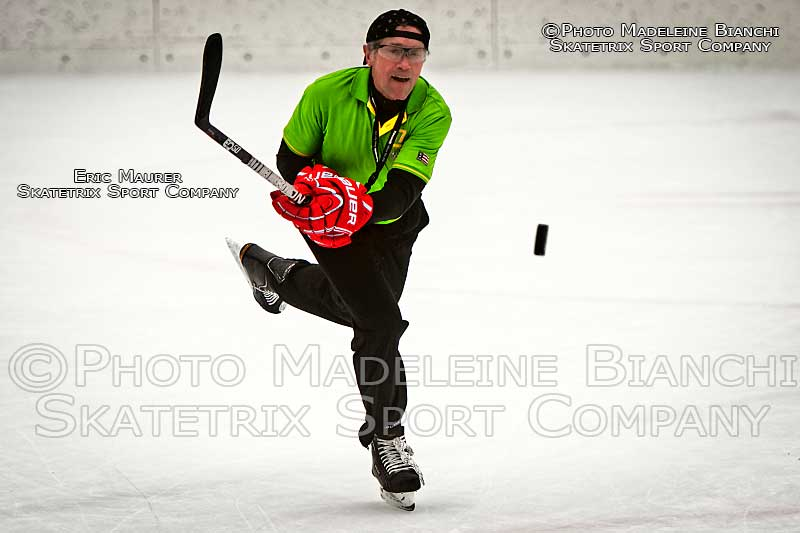 ERIC MAURER - ice hockey player